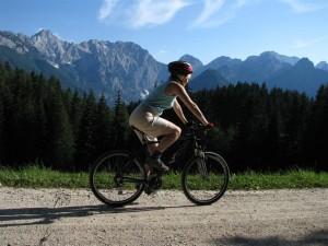 Gorsko kolesarjenje po solčavski panoramski cesti - čudoviti razgledi