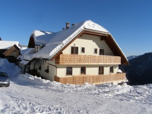 Hiša namenjena turistični dejavnosti - dobrodošli