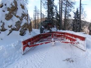 pluženje snega