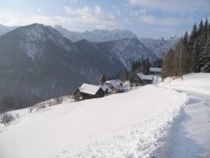 Dom pod gorami